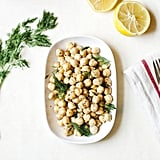 Vegan: Lemon and Dill Chickpea Salad