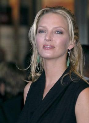 Beauty Byte: Uma to Model For Givenchy