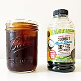 Coconut Cold Brew Coffee Concentrate ($5)