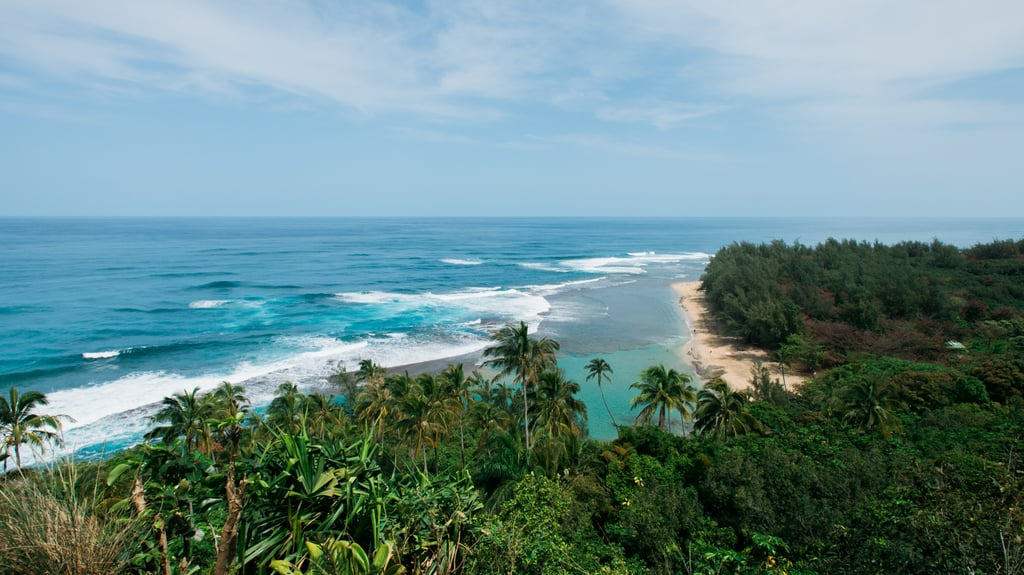 Hike the Na Pali Coast Trail in Hawaii