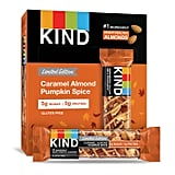 Kind Bars, Caramel Almond Pumpkin Spice