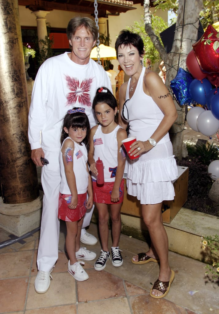 July 4, 2003, John Anthony DeJoria's 6th Birthday Party