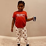 """Home Alone """"Fuller! Go Easy on the Pepsi"""" Kid-Size Matching Family Pajamas"""