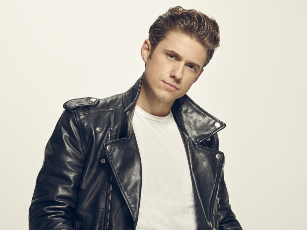 Aaron Tveit's Hottest Moments From Grease: Live