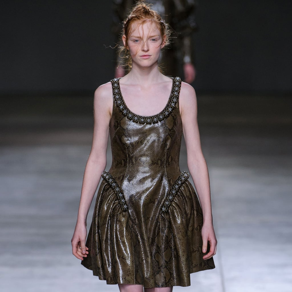 Simone Rocha Fall 2014 Collection | London Fashion Week