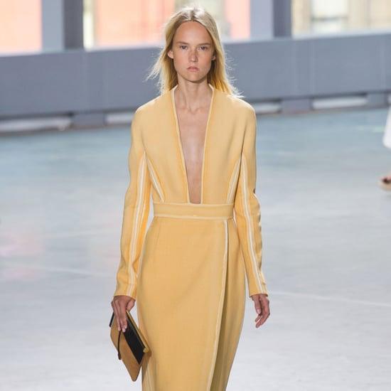2014 New York Fashion Week Runway Proenza Schouler
