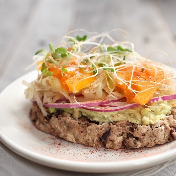 Open-Faced Sandwich Ideas to Help You Cut Calories