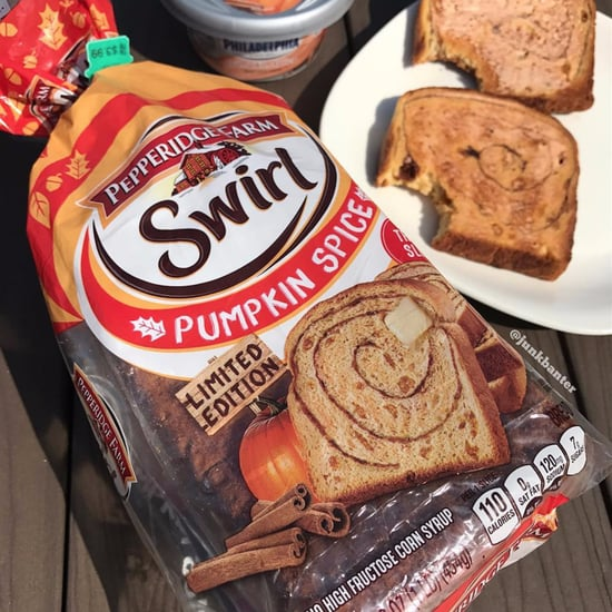 Pepperidge Farm Pumpkin Spice Swirl Bread