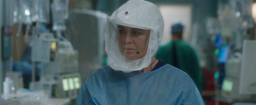 "Listen to ""Walk With Me"" From Grey's Anatomy Season 17"