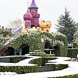 Snow Day at Disneyland Paris 2018