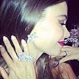 Sofia Vergara Shows Off Her Lorraine Schwartz Jewels