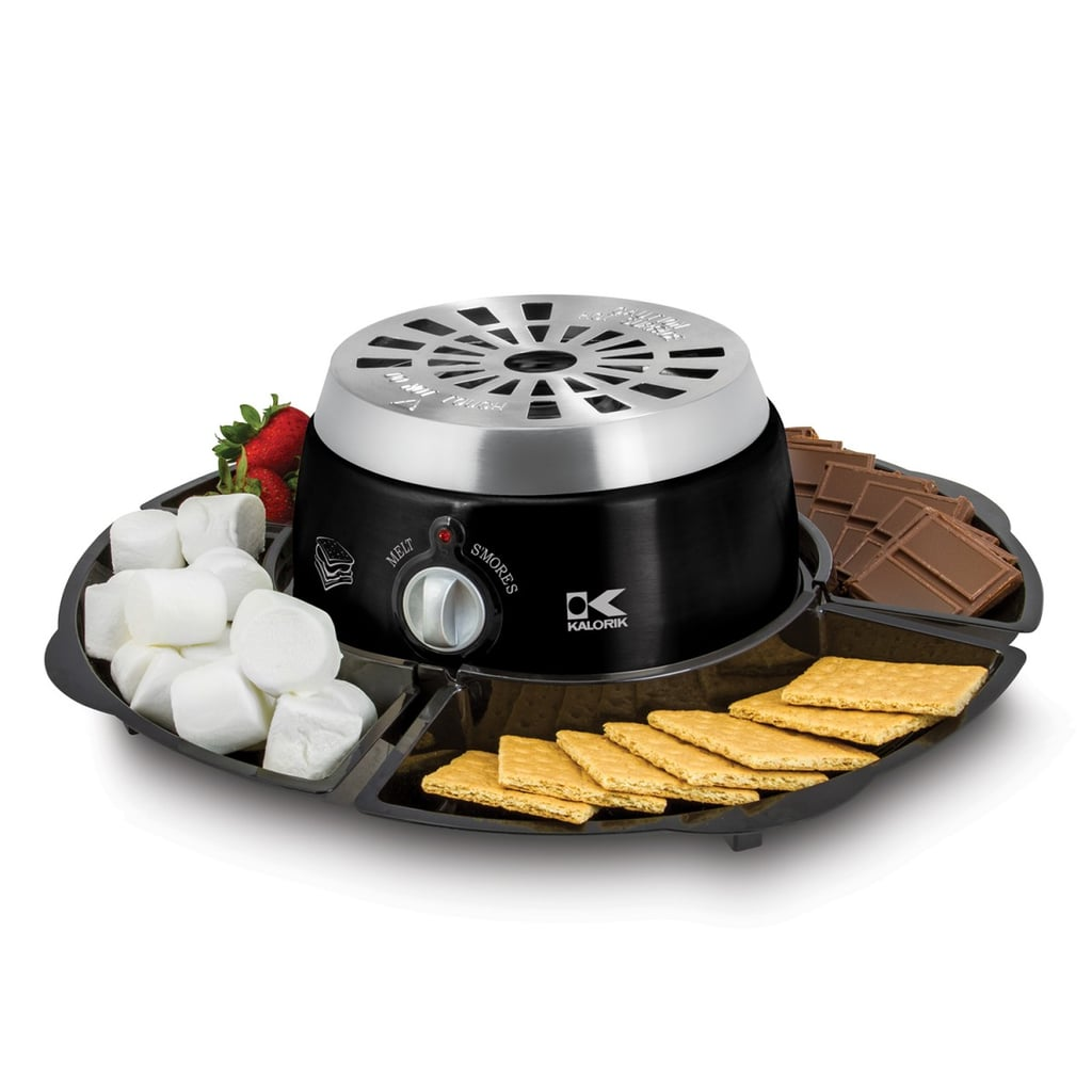 A S'mores Maker and Fondue Kit