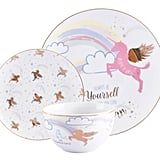 Unicorn 12 Piece Dinner Set