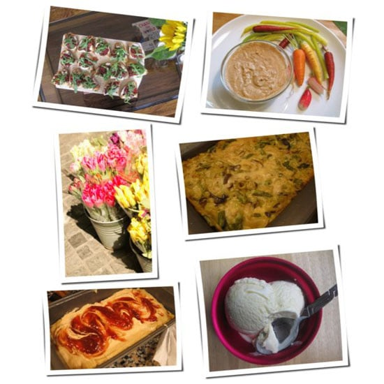 Spring Dinner Party Menu and Recipes