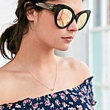 Quay Screamin' Diva Cat-Eye Sunglasses ($55)