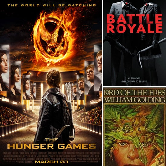 Like Hunger Games? Add These Sci-Fi Classics to Your Bookshelf