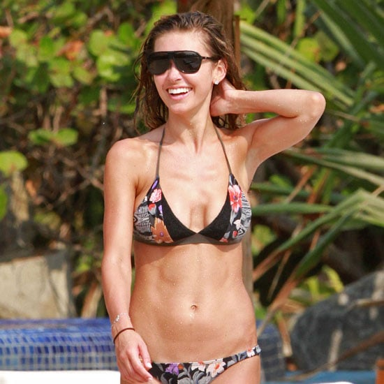 Audrina Patridge Bikini Pictures in Mexico