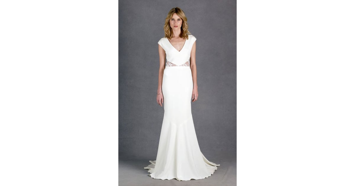 Nicole Miller Kimberly Bridal Gow ($1,400)
