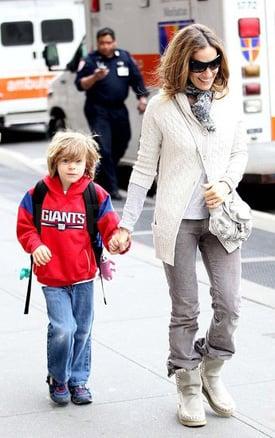 Sarah Jessica Parker Talks About Motherhood in Vogue