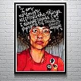 Angela Davis Print