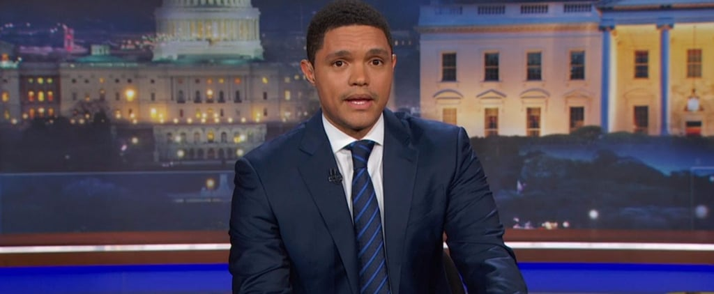 The Daily Show's Trevor Noah on Election Night