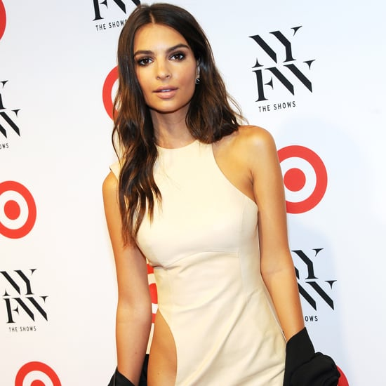 Emily Ratajkowski August Getty Cutout Dress