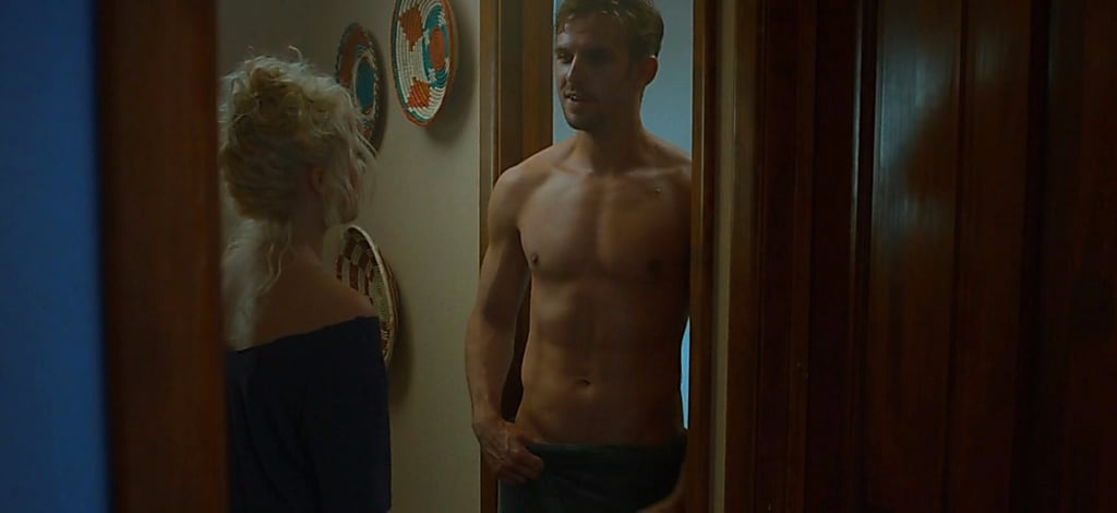 Dan Stevens Shirtless
