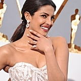 Why Everyone Freaked Out About Priyanka Chopra at the Oscars