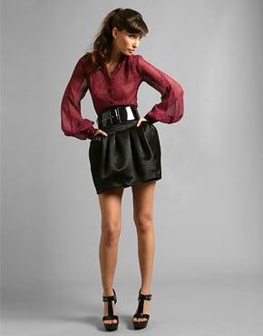 Trend Alert: Bubble Skirt