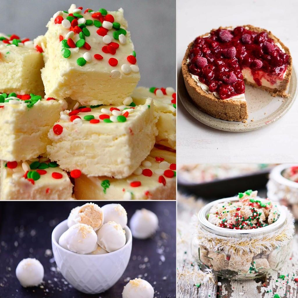 No-Bake Holiday Desserts For Kids | POPSUGAR Moms