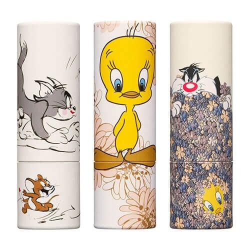 Paul & Joe Looney Tunes Tom & Jerry Lipstick Case