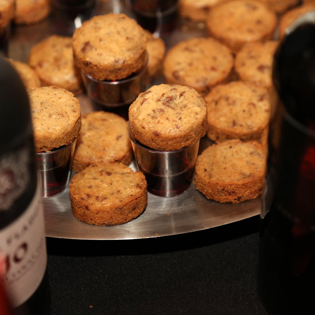 Blondies With Tawny Port