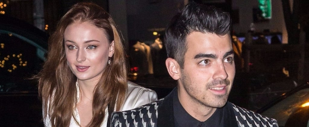 Pretend Like You Were at Joe Jonas and Sophie Turner's Engagement Party With These Adorable Photos