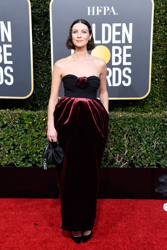Caitriona Balfe at the 2019 Golden Globes
