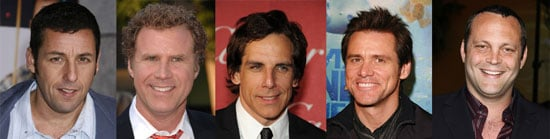 Which of the Five Most Bankable Comedic Actors Is Your Favorite?