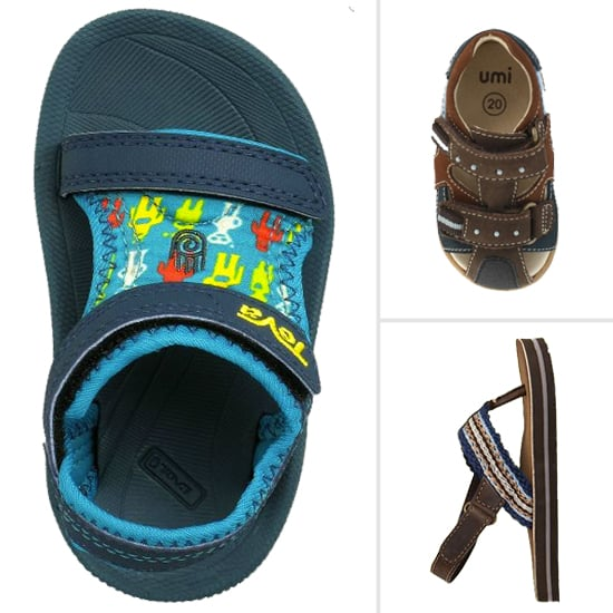 Spring Sandals For Your Lil Sailor!