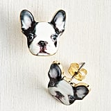 Ana Accessories Inc Best-Dressed in Show Earrings in Dog ($13)