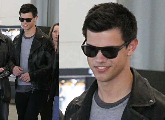 Photos of Taylor Lautner in Vancouver