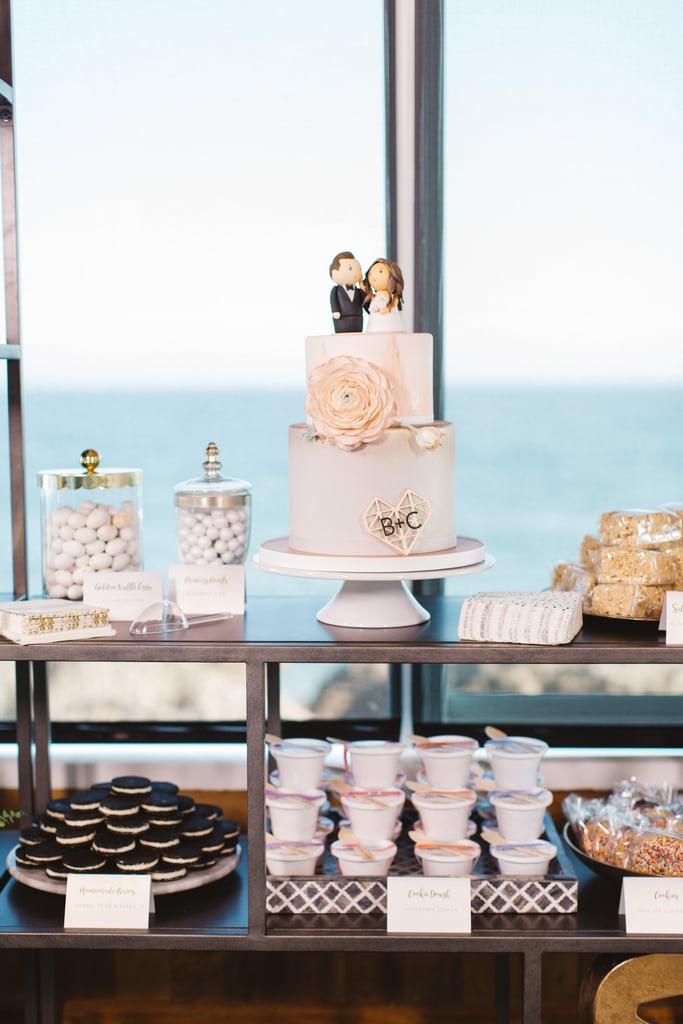 Charm City Cakes West Wedding Cake
