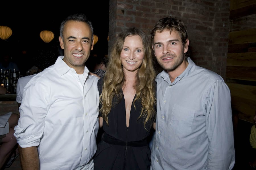 Francisco Costa Hosts Fashion Party in New York for Australian label LIFEwithBIRD