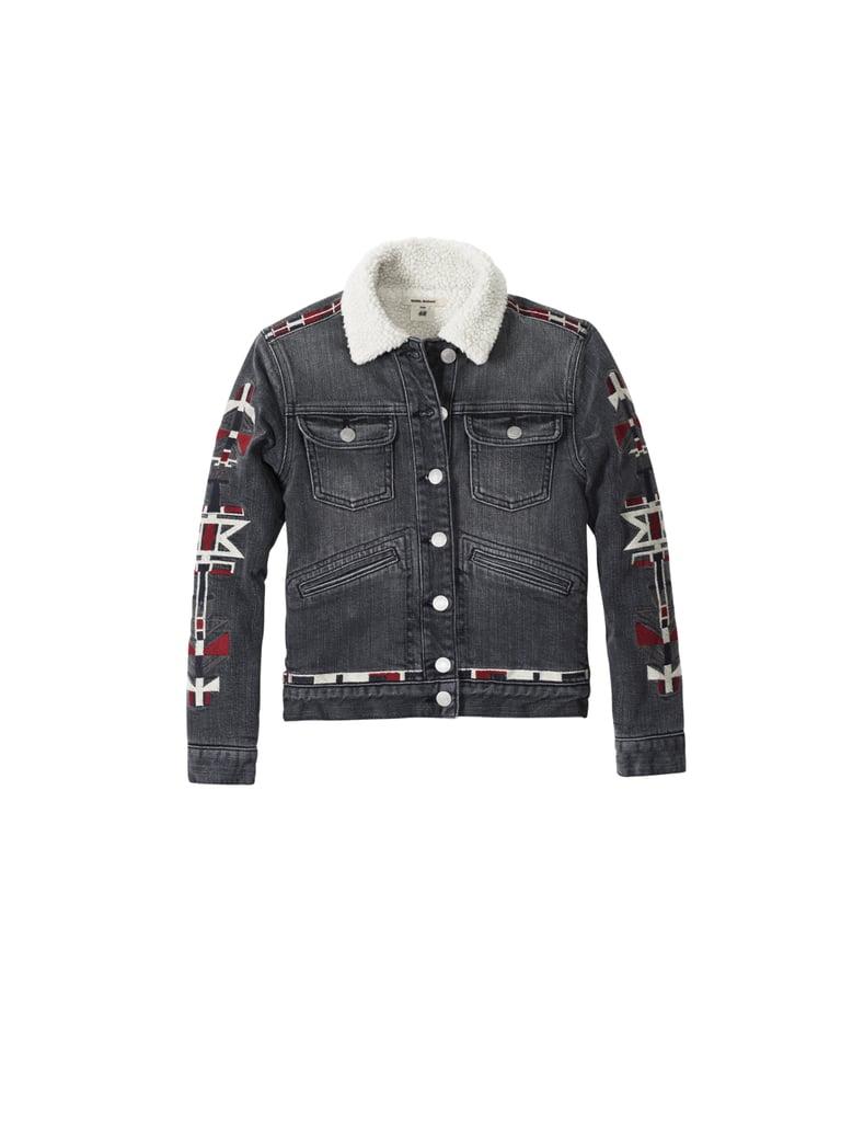 Jacket ($60) Photo courtesy of H&M
