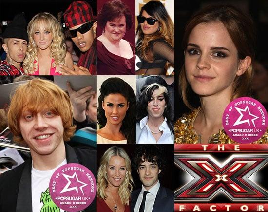 All the PopSugarUK Best of 2009 Brit Award Winners Including Emma Watson, Rupert Grint, Amy Winehouse, Katie Price, Susan Boyle