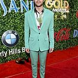 Ben Platt at the 2020 Gold Meets Golden Party in LA