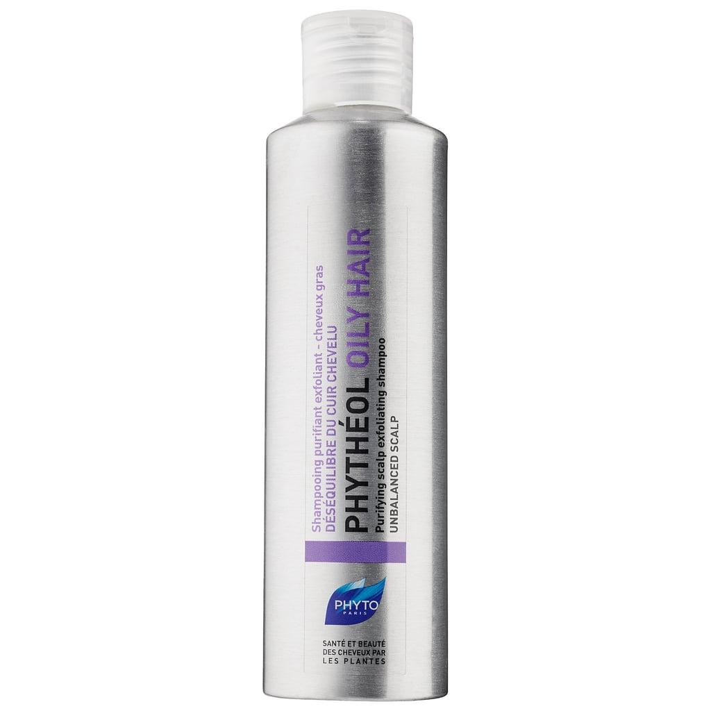 Phyto Phytheol Oily Hair Scalp Exfoliating Shampoo