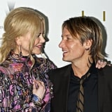 Nicole Kidman and Keith Urban at Lion Premiere in NYC 2016