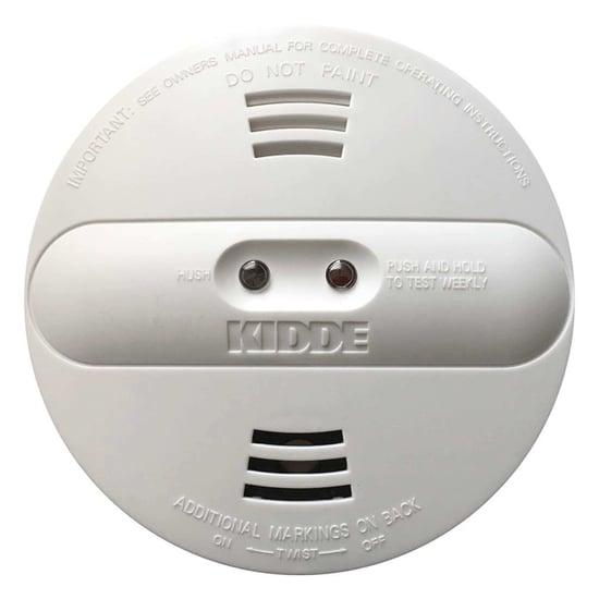 Kidde Dual Sensor Smoke Detector Recall March 2018