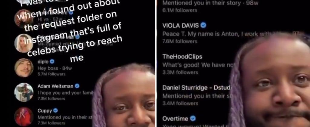 Watch T-Pain's Hilarious TikTok About His Instagram Messages