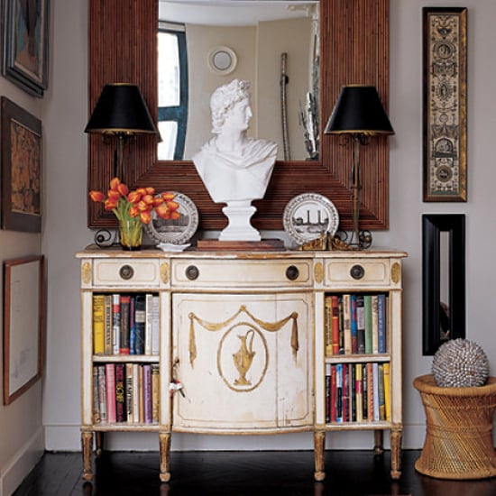 How to Organize Entryway