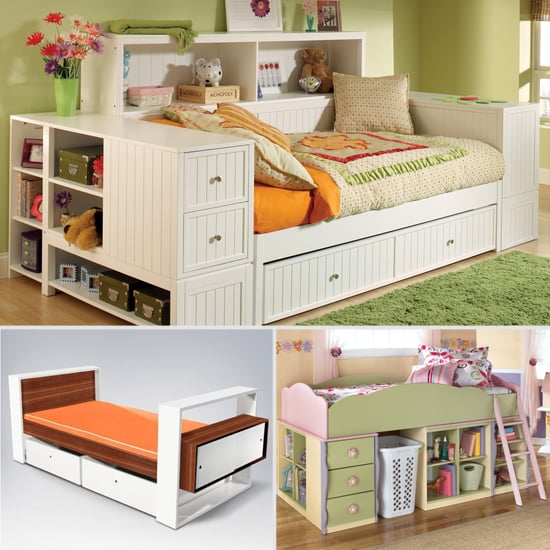 Childrens Beds children's beds with storage | popsugar moms