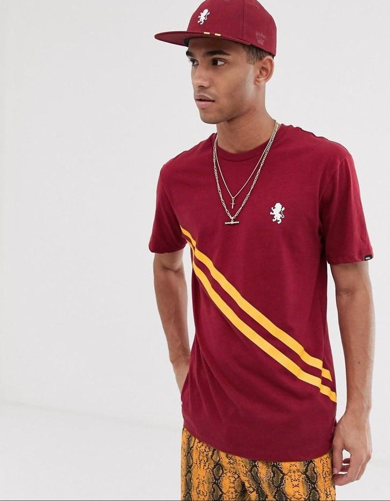 Vans X Harry Potter Gryffindor T-Shirt